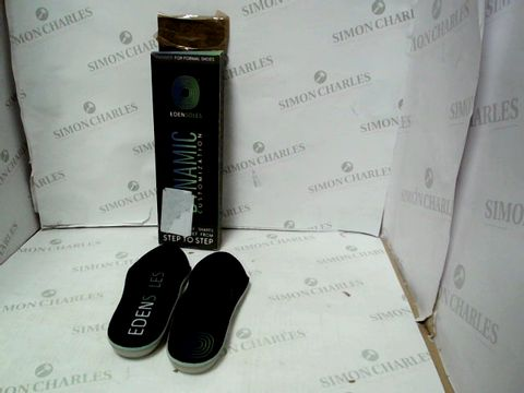 Lot 8403 EDENSOLES DYNAMIC CUSTOMISABLE INSOLES