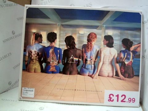 Lot 119 PINK FLOYD BACK CATALOGUE CANVAS