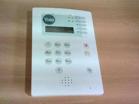 Lot 2299 YALE SECURITY DOOR ALARM INTERFACE