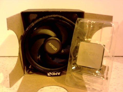 Lot 11700 AMD RYZEN 5 3600 PROCESSOR