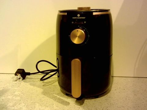 Lot 15343 COOKS ESSENTIALS 1.8L COMPACT AIR FRYER