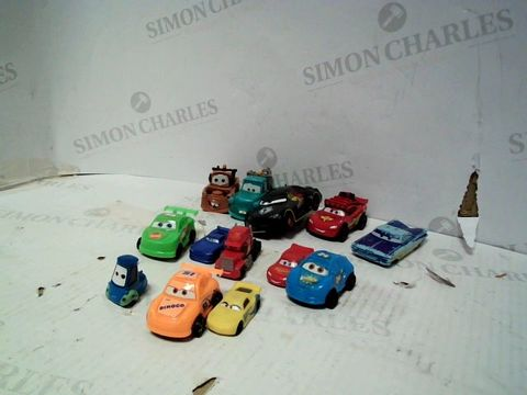 Lot 193 LOT OF APPROXIMATELY 12 ASSORTED CARS TOYS