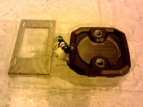 Lot 11696 Corsair Hydro X Series, XD3 RGB Pump/Reservoir Combo
