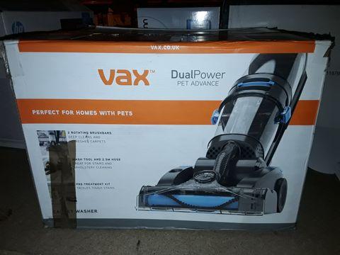 Lot 2433 VAX VACUUM CLEANER