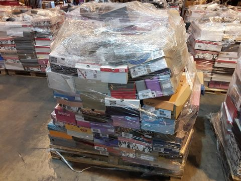 Lot 4021 PALLET OF APPROXIMATELY 147 PAIRS OF ASSORTED SHOES TO INCLUDE: