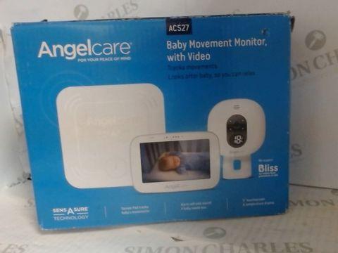 Lot 7545 ANGELCARE AC527 3-IN-1 SENSASURE BABY MOVEMENT MONITOR