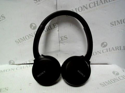 Lot 7101 SONY WH-CH510 WIRELESS HEADPHONES