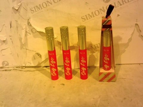 Lot 15783 LOT OF 4 TARTE BIG EGO MASCARAS