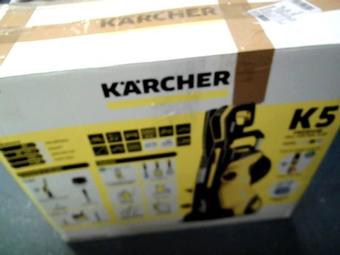Lot 10107 KÄRCHER K5 PREMIUM FULL CONTROL PLUS HOME PRESSURE WASHER