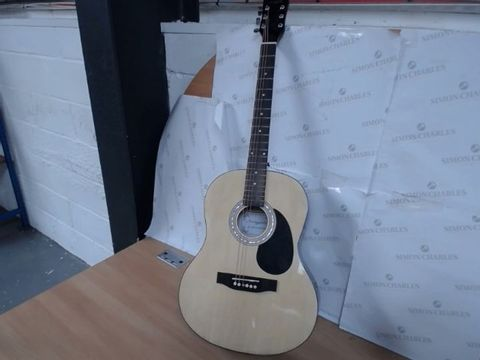 Lot 1031 MARTIN SMITH ACOUSTIC GUITAR