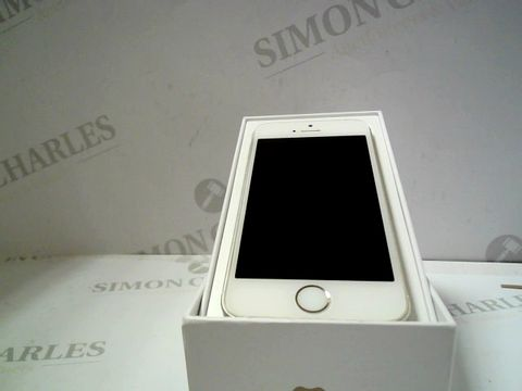 Lot 1060 APPLE IPHONE 5S SMARTPHONE (CAPACITY UNKNOWN)