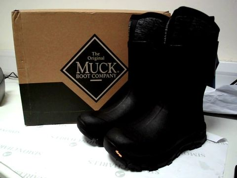 Lot 7114 BOXED UK SIZE 5 THE ORIGINAL MUCK BOOT COMPANY ARCTIC ICE MID WINTER BOOTS