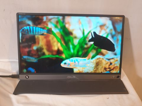 Lot 68 ASUS ZENSCREEN TOUCH MB16AMT 15.6 INCH FHD USB TYPE-C PORTABLE MONITOR