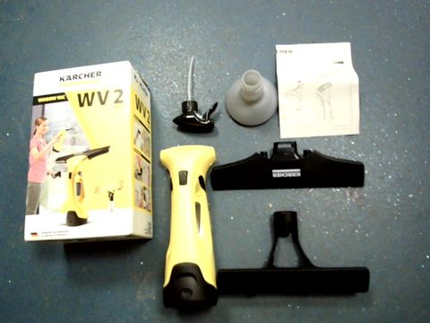 Lot 15467 KARCHER WV2 PLUS