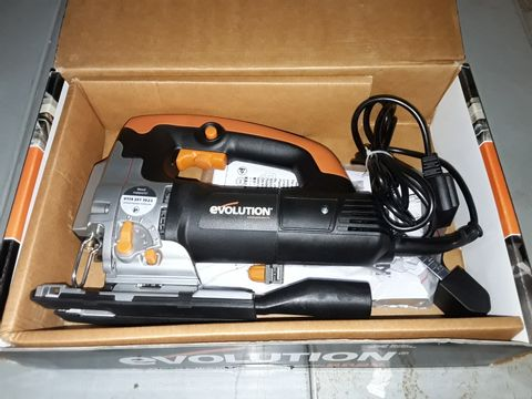 Lot 5306 EVOLUTION 710W CORDED JIGSAW WITH VARIABLE SPEED CONTROL