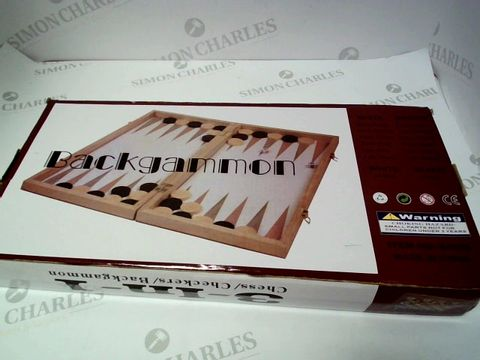 Lot 128 BACKGAMMON