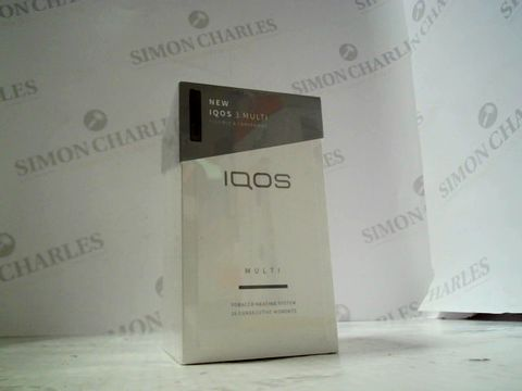 Lot 7679 IQOS 3 MULTI TOBACCO HEATING SYSTEM