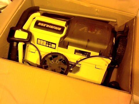 Lot 1574 RYOBI RY18SFX35A-0 18V ONE+ CORDLESS 35CM BRUSHLESS SCARIFIER