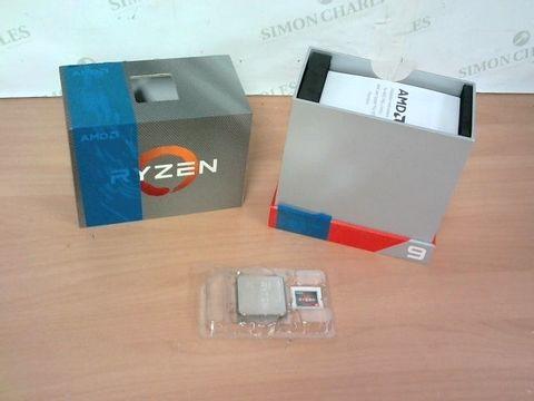 Lot 3345 AMD RYZEN 9 3950X PROCESSOR (16C/32T, 72 MB CACHE, 4.7 GHZ MAX BOOST)
