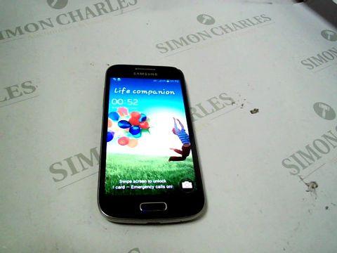 Lot 7337 SAMSUNG GALAXY S4 MINI ANDROID SMARTPHONE