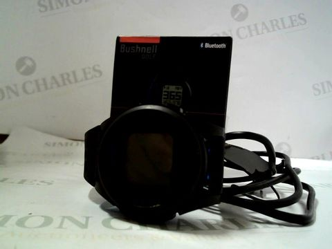 Lot 8196 BUSHNELL GOLF ION GPS RANGEFINDER