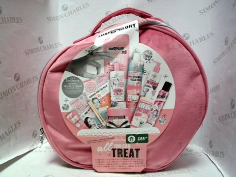 Lot 5232 SOAP & GLORY ALL YOU CAN TREAT GIFT SET