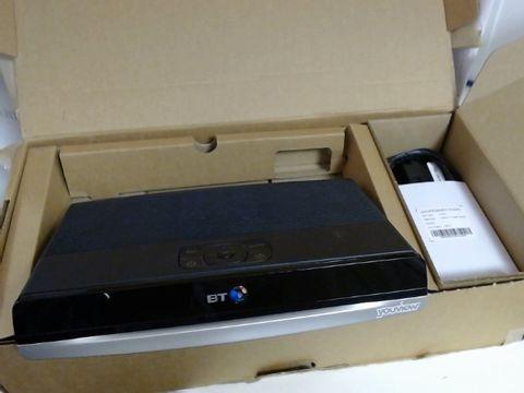 Lot 3585 BT TV BOX