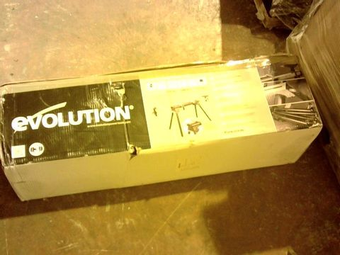 Lot 2304 EVOLUTION MITRE SAW STAND