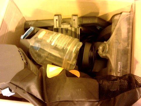 Lot 12123 VAX ECR2V1P DUAL POWER PET ADVANCE CARPET CLEANER