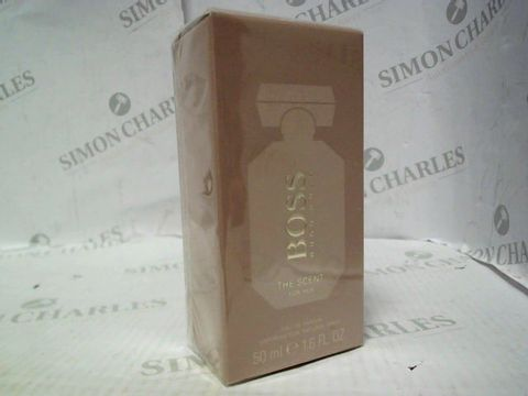 Lot 5009 BRAND NEW AND SEALED HUGO BOSS THE SCENT FOR HER EDP 50ML
