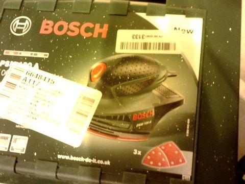Lot 12818 BOSCH PSM 100 A MULTI-SANDER