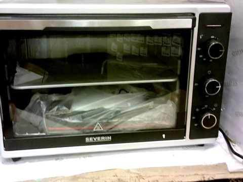 Lot 82 SEVERIN 42L TOAST OVEN WITH CONVECTION