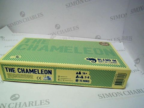 Lot 133 THE CHAMELON GAME