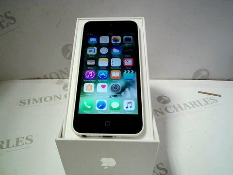Lot 1019 APPLE IPHONE 5C 32GB SMARTPHONE
