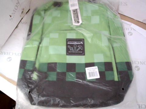 Lot 537 MICHELIN MINECAFT BACK PACK