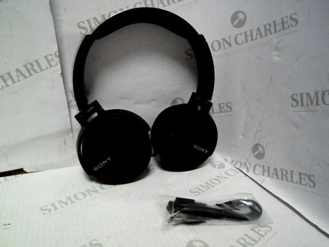 Lot 7076 SONY MDR-XB650BT WIRELESS HEADPHONES