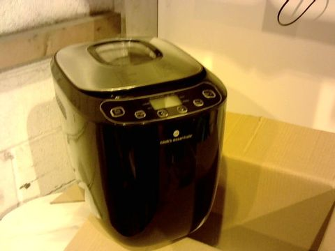 Lot 1400 COOK'S ESSENTIALS BREAD MAKER WITH 12 AUTOMATIC PROGRAMMES