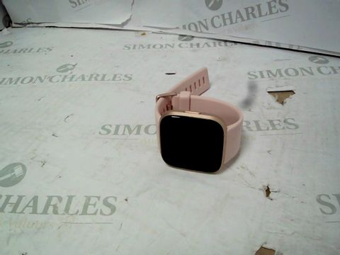 Lot 12048 UNBOXED FITBIT VERSA 2 SMARTWATCH WITH HEART RATE MONITOR & ALEXA - PETAL/COPPER ROSE