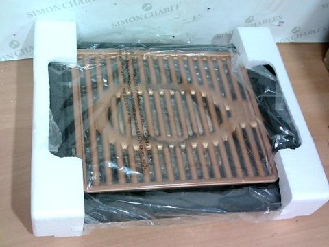 Lot 4056 GOTHAM STEEL COPPER NON-STICK ELECTRIC INDOOR GRILL