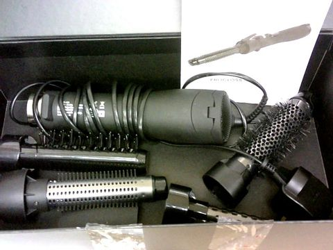 Lot 46 REVAMP PRO GLOSS AIR STYLE DR1200 PROFESSIONAL STYLER RRP £75.00