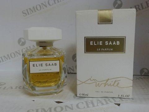 Lot 4658 ELIE SAAB LE PARFUM IN WHITE EDP - 90ML  RRP £110.00