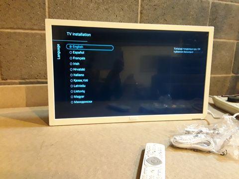 Lot 115 PHILIPS 24PFS6805 24 INCH HDR SMART LED TV 1080P HD
