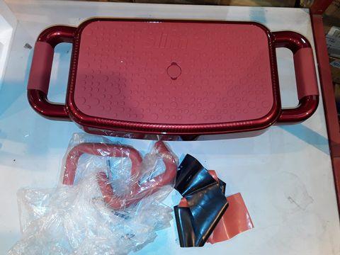 Lot 1152 VIBRAPOWER SLIM 3 ADD-ON SEAT RED