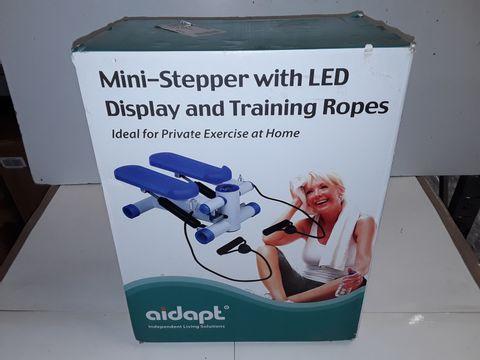 Lot 3004 AIDAPT MINI-STEPPER WITH LED DISPLAY
