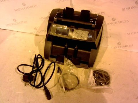 Lot 9528 ZZAP NC30 BANKNOTE COUNTER & COUNTERFEIT DETECTOR