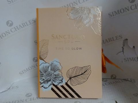 Lot 4641 SANCTUARY SPA TIME TO GLOW GIFT SET RRP £32.99