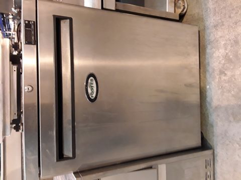Lot 523 FOSTER UNDER COUNTER COMMERCIAL FRIDGE