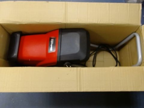 Lot 428 EINHELL ELECTRIC SHREDDER GC-KS 2540