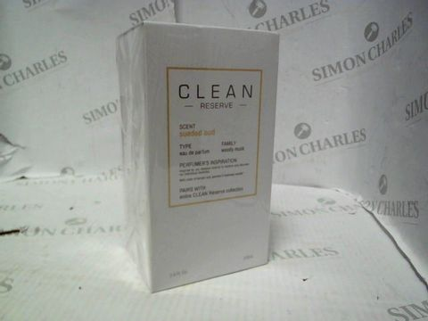 Lot 5062 BRAND NEW AND SEALED CLAEN RESERVE SUEDED OUD EDP 100ML