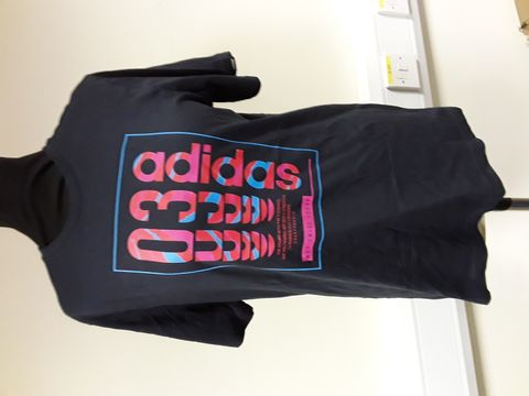 Lot 13234 LOT OF APPROXIMATELY 15 ASSORTED CLOTHING ITEMS, TO INCLUDE ADIDAS KIDS TEE, SAILOR MOON BACKPACK, EEL ISLAND T SHIRT, ETC